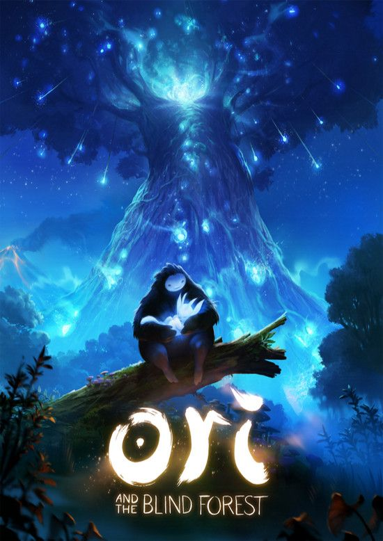 Ori And The Blind Forest torrent poster