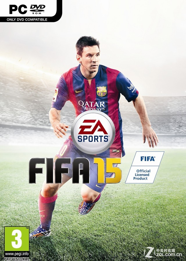 FIFA 15 PC Poster