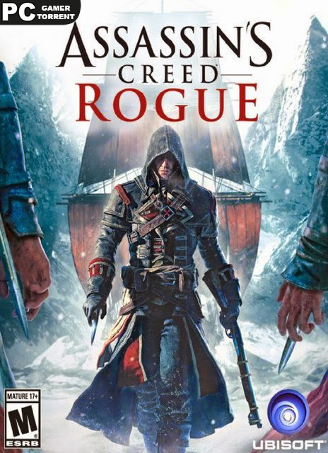 Assassin's Creed: Rogue torrent poster