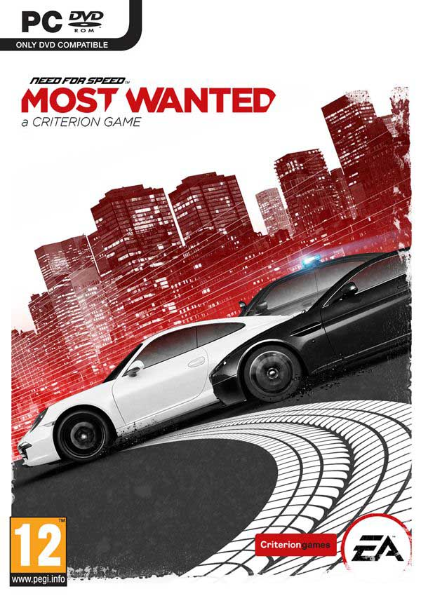 Need for Speed: Most Wanted torrent poster