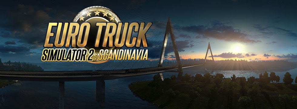 Euro Truck Simulator 2 Scandinavia torrent