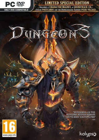 Dungeons 2 poster