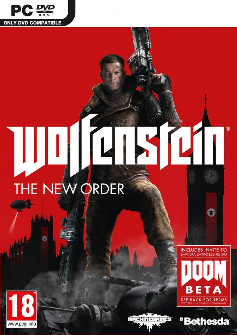 Wolfenstein: The New Order poster