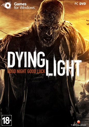 Dying Light torrent poster