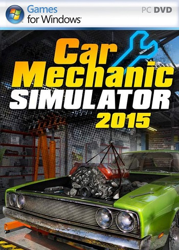 Car Mechanic Simulator 2015 PC Poster