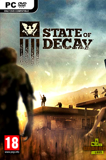 State of Decay Year One PC Poster