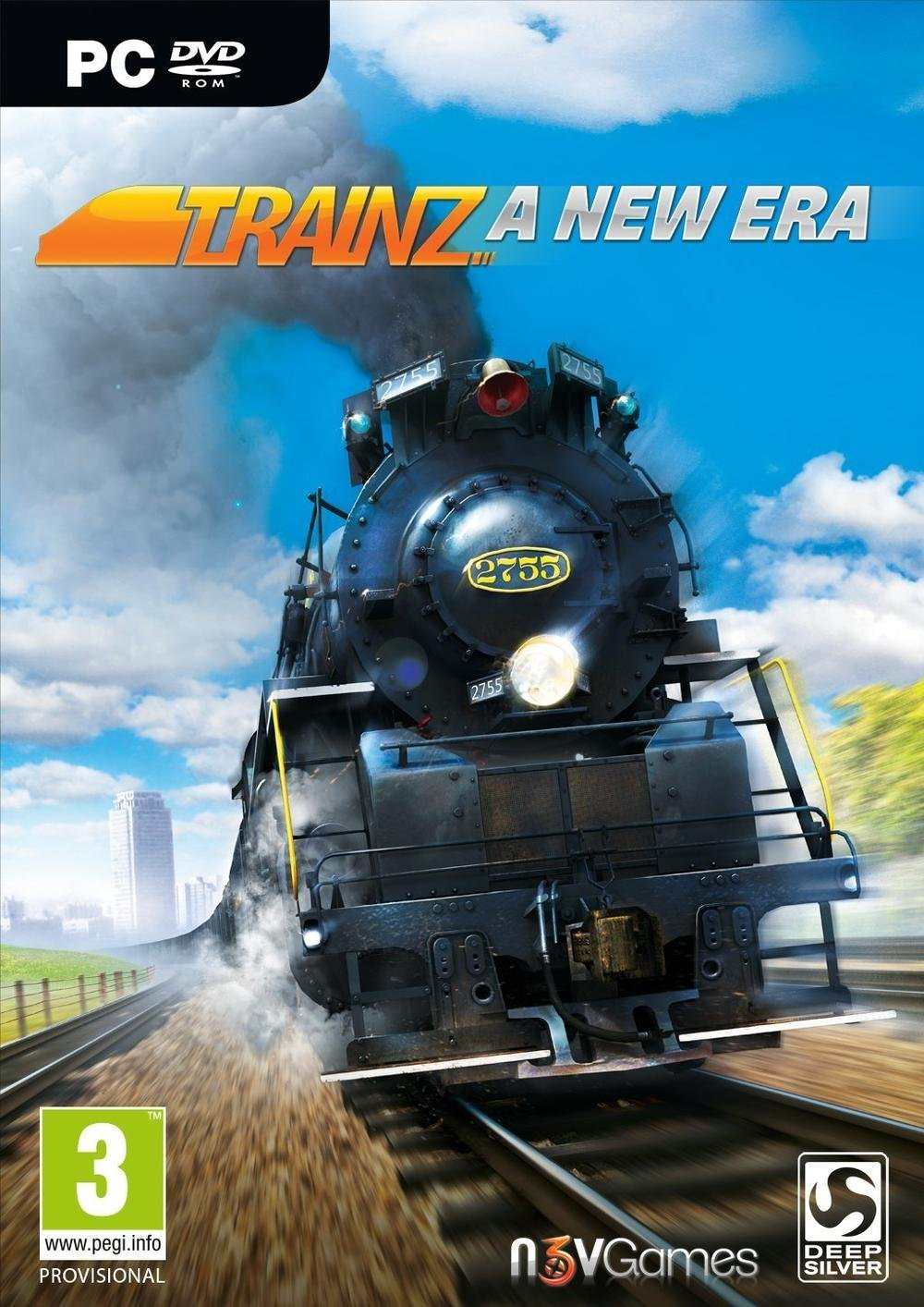 Trainz: A New Era PC Poster