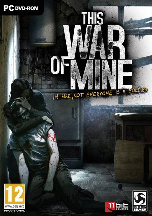 This War of Mine poster