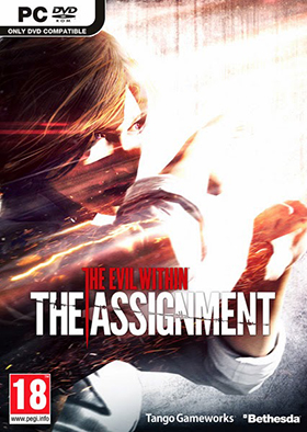 The Evil Within: The Assignment torrent poster