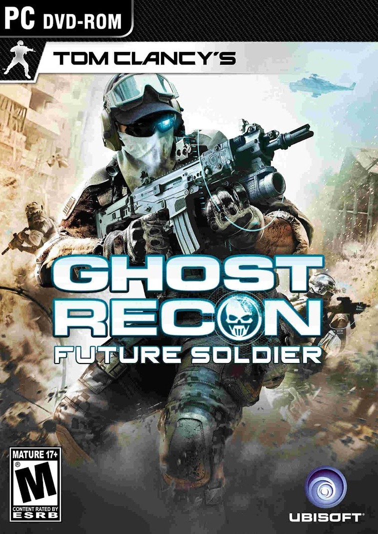 Ghost Recon: Future Soldier PC Poster