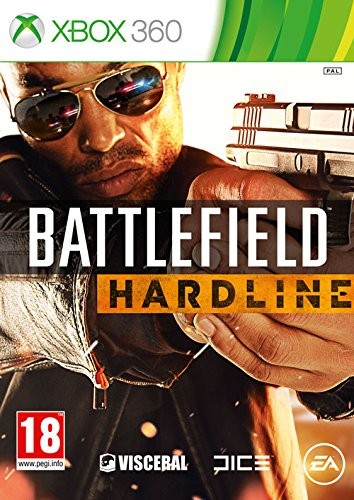 Battlefield Hardline torrent poster