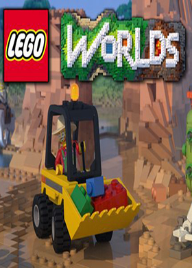 LEGO Worlds poster