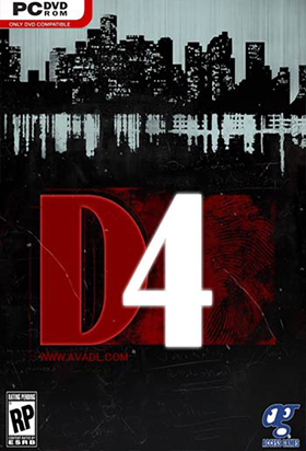 D4: Dark Dreams Don't Die torrent poster
