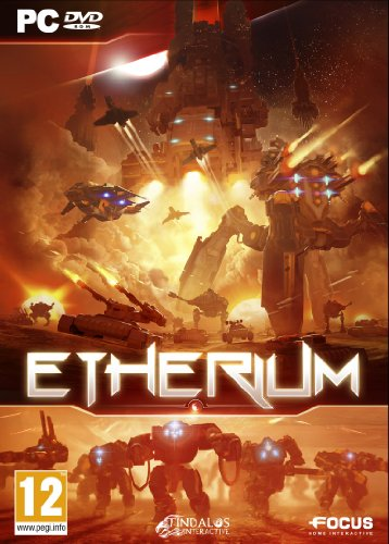 Etherium torrent poster