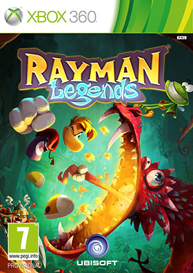 Rayman Legends Xbox 360 Poster