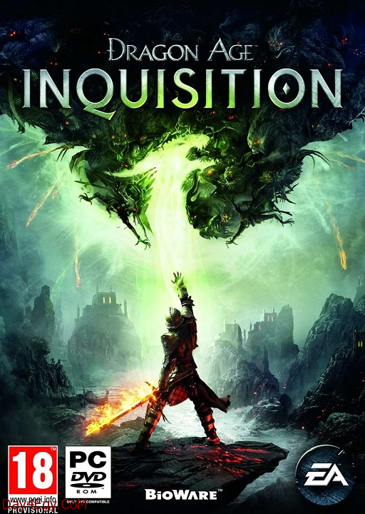 Dragon Age Inquisition torrent