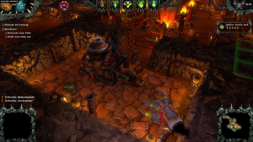 Dungeons 2 screenshot