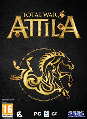 Total War: Attila PC Poster