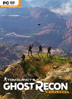 Ghost Recon: Wildlands poster