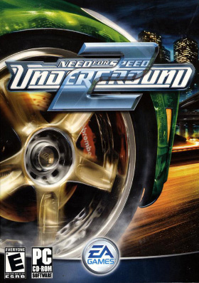 Need for Speed Underground 2 poster