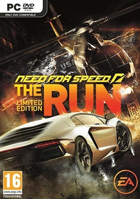 Need For Speed The Run PC Poster