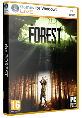 The Forest PC Poster