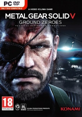 Metal Gear Solid V: Ground Zeroes torrent