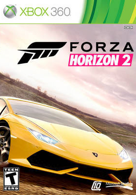 Forza Horizon 2 torrent poster