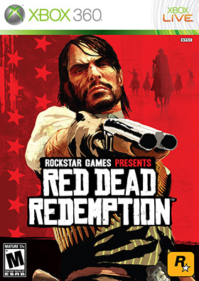 Red Dead Redemption torrent poster