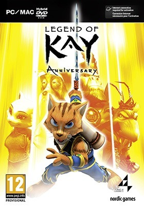 Legend of Kay Anniversary poster