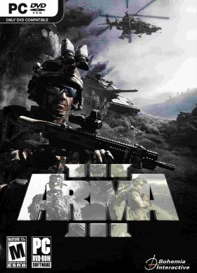 ArmA 3 PC Poster