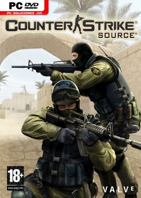 Counter Strike Source poster