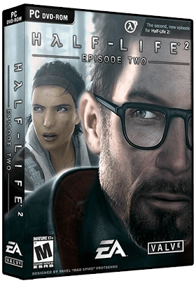 Half Life 2 Episode Two poster