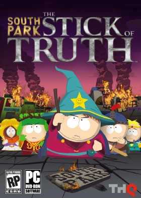 South Park The Stick of Truth torrent poster