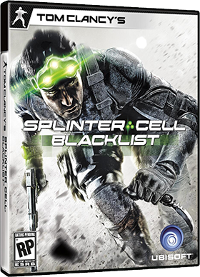 Splinter Cell Blacklist torrent