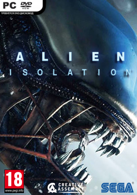 Alien Isolation PC Poster