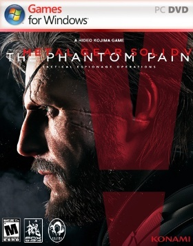 Metal Gear Solid V: The Phantom Pain torrent