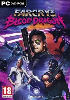 Far Cry 3 Blood Dragon PC Poster