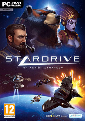 StarDrive 2 PC Poster