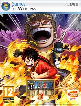 One Piece Pirate Warriors 3 poster