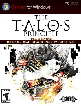 The Talos Principle poster