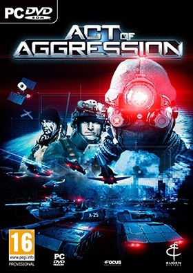 Act of Aggression PC Poster