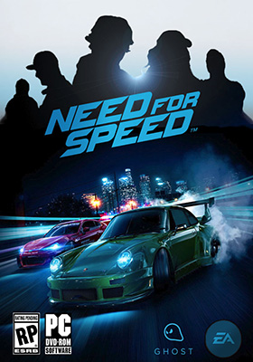 Need For Speed PC Poster