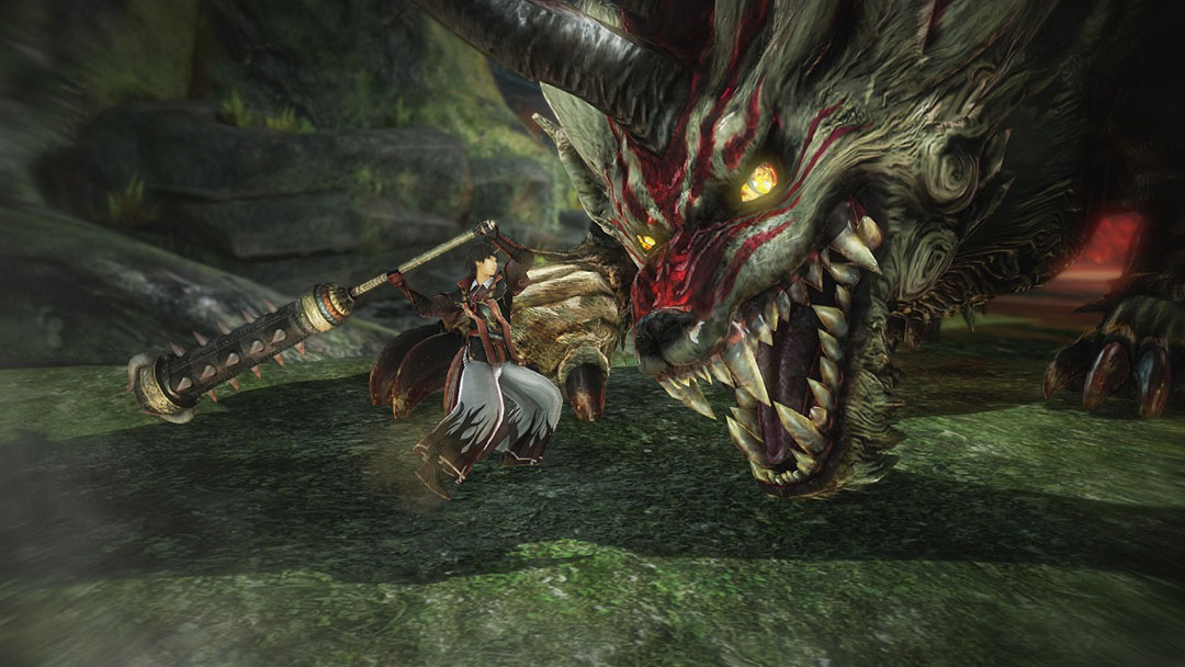 Toukiden Kiwami Screenshot