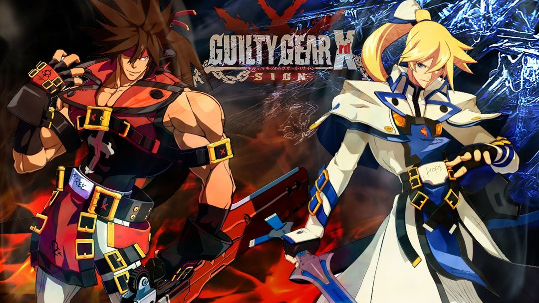 Guilty Gear Xrd Sign screenshot