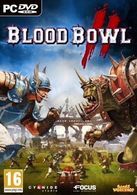 Blood Bowl 2 poster