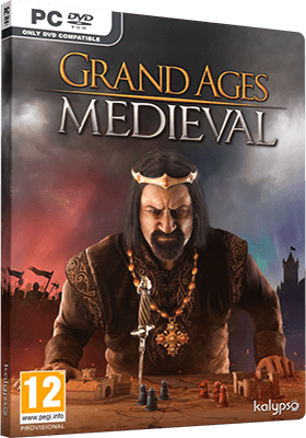 Grand Ages: Medieval poster