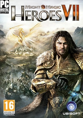 Might and Magic Heroes VII PC Poster
