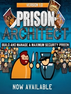Prison Architect PC Poster