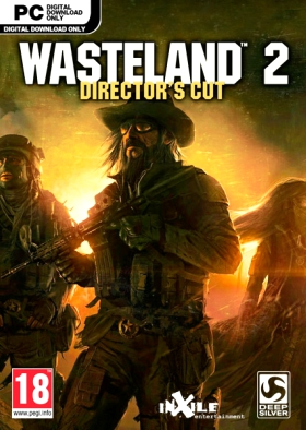 Wasteland 2: Directors Cut PC Poster